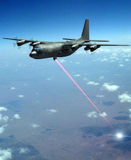 Laser udara