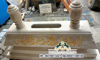 Jual Makam Islam Bokoran Marmer
