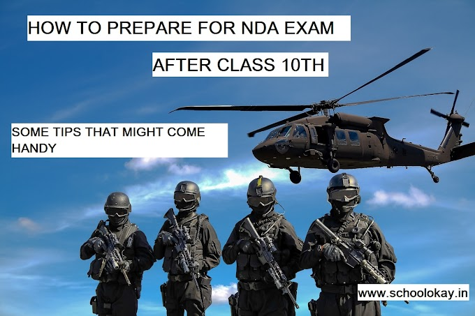 HOW TO PREPARE FOR NDA (NATIONAL DEFENCE ACADEMY) EXAMS AND WAYS TO CRACK NDA EXAM