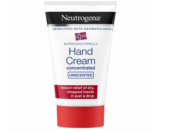 Crema de maini concentrata, fara parfum pentru piele extrem de uscata sau crapata Neutrogena, 50 ml