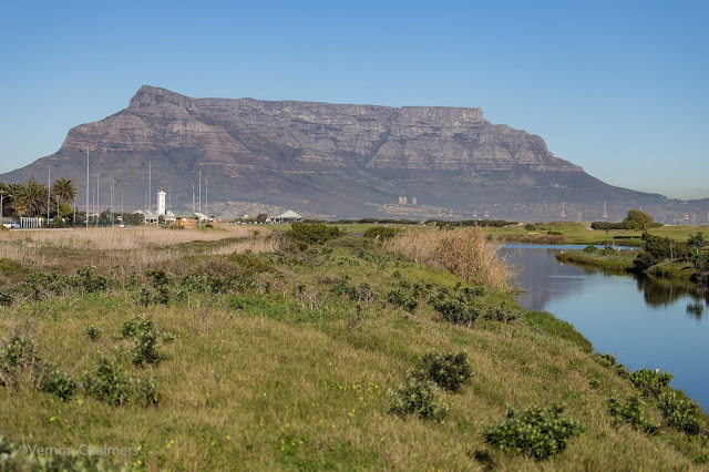 South Africa Living Using a Table Bay Nature Reserve Milnerton Image Without Permission