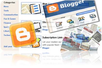 Fitur Wajib pada Blog yang Harus Diketahui Blogger Pemula