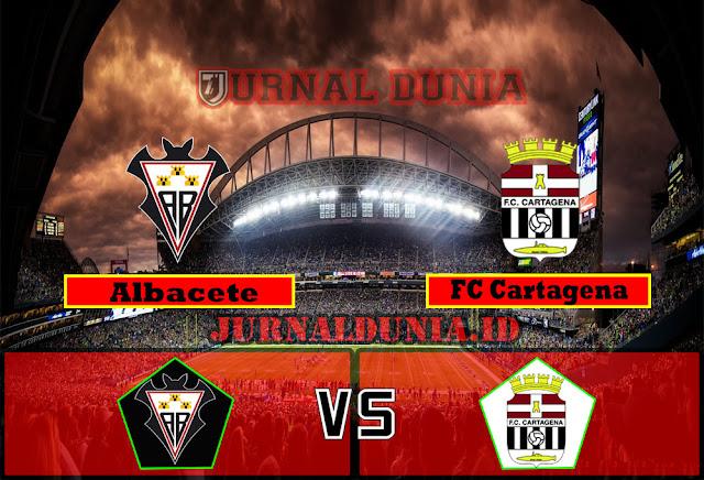 Prediksi Albacete Vs FC Cartagena , Selasa  23 Maret 2021 Pukul 01.00 WIB