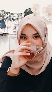 lagi minum