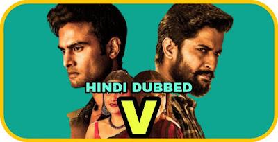 V Hindi Dubbed Movie