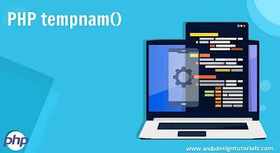 PHP tempnam() Function