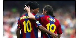Messi Not Greatest Player Of All Time – Ronaldinho