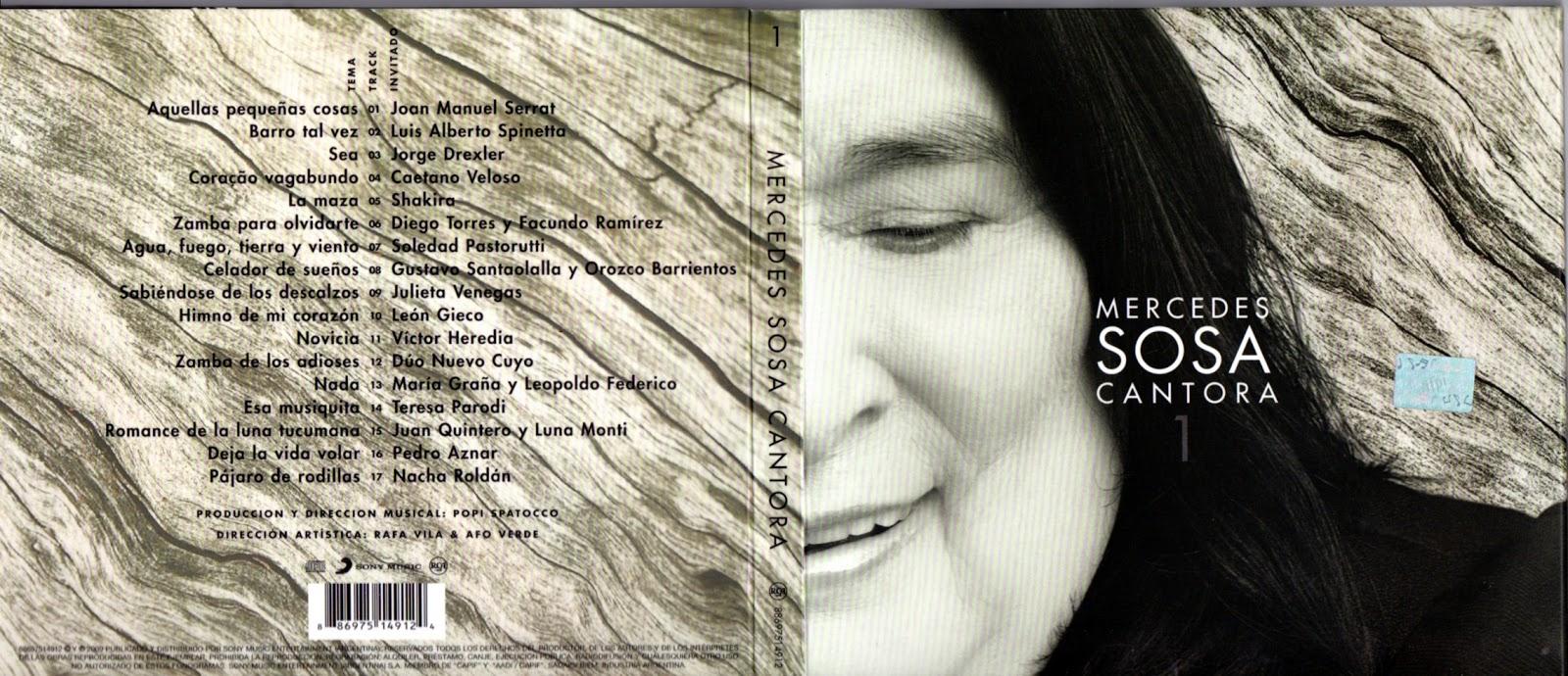 Descargar Download Gratis Sosa Mercedes Cantora 1