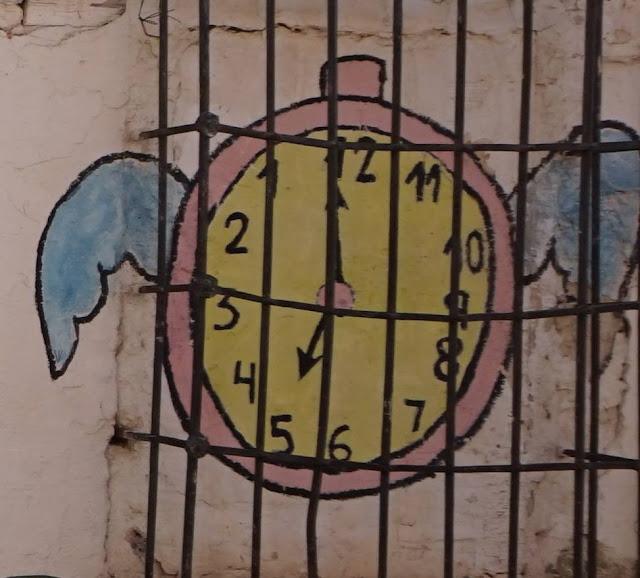 Reloj Graffiti
