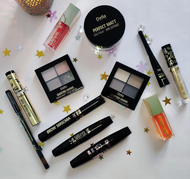 Makijażowe nowości Delia Cosmetics