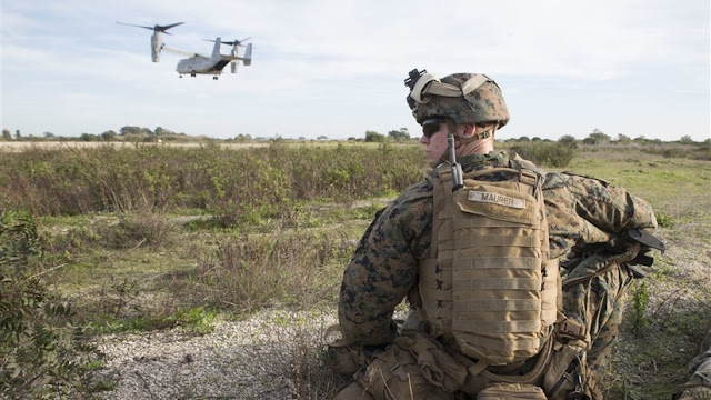 El Ejército de EE.UU. desarrolla biosensores para los soldados del futuro