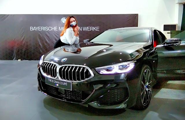 bmw 840i gran coupe m technic