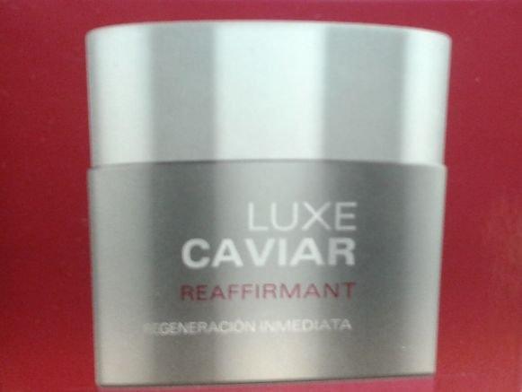 Crema reafirmante Caviar de Luxe Deliplus Mercadona