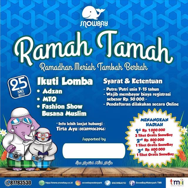 #TMII- #Promo Event Ramadhan Meriah Tambah Berkah (25 Mei 2019)
