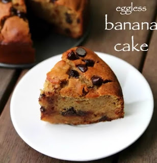 How to make banana cake in microwave