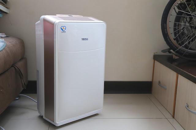 [科技] [家電] TECO 東元 8L一級能效除濕機 MD1631W:搭載智慧舒適模式,省電又環保的 MIT 製品