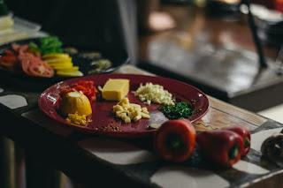 Simple Pretzel Salad/Butternut Squash Salad/ Green Bean and Cabbage Salad/Tomato, Radish, and Cucumber Salad/Radish and Dill Salad/ Fresh Tomato and Avocado Salad with Dijon Mustard /Simple Jicama Salad Recipes with their methods of preparation