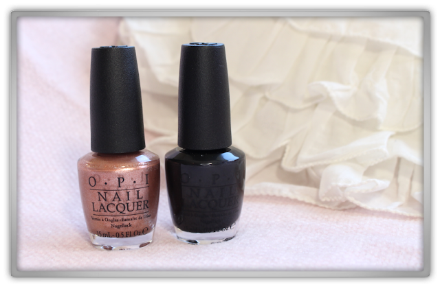 OPI Worth a Pretty Penne My Gondola or Yours Venice collection beauty blogger nails nailpolish