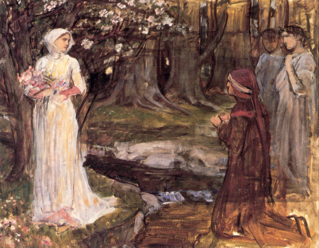Vicsmuse: Paintings by John William Waterhouse