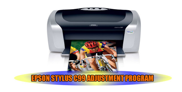 Epson Stylus C99 Printer Adjustment Program