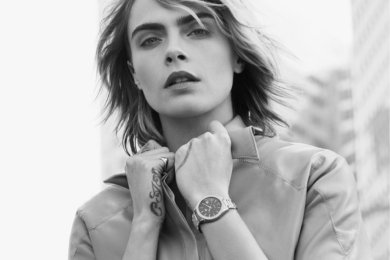 Tag Heuer Carrera Lady Campaign