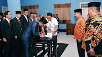 HML Siap Lepas Jabatan Walikota Bima, Bila...!