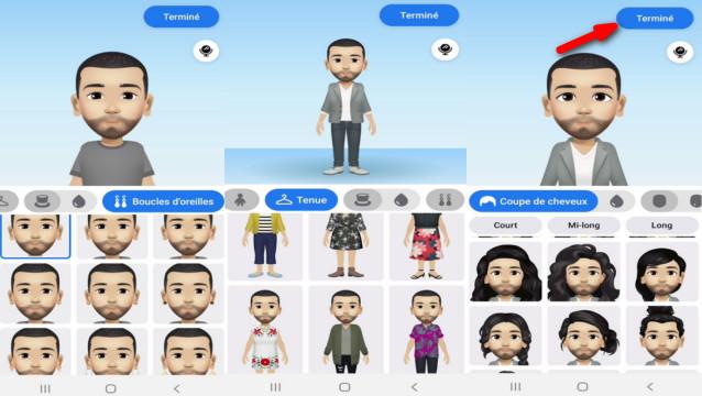 طريقة عمل فيسبوك افاتار Facebook Avatar