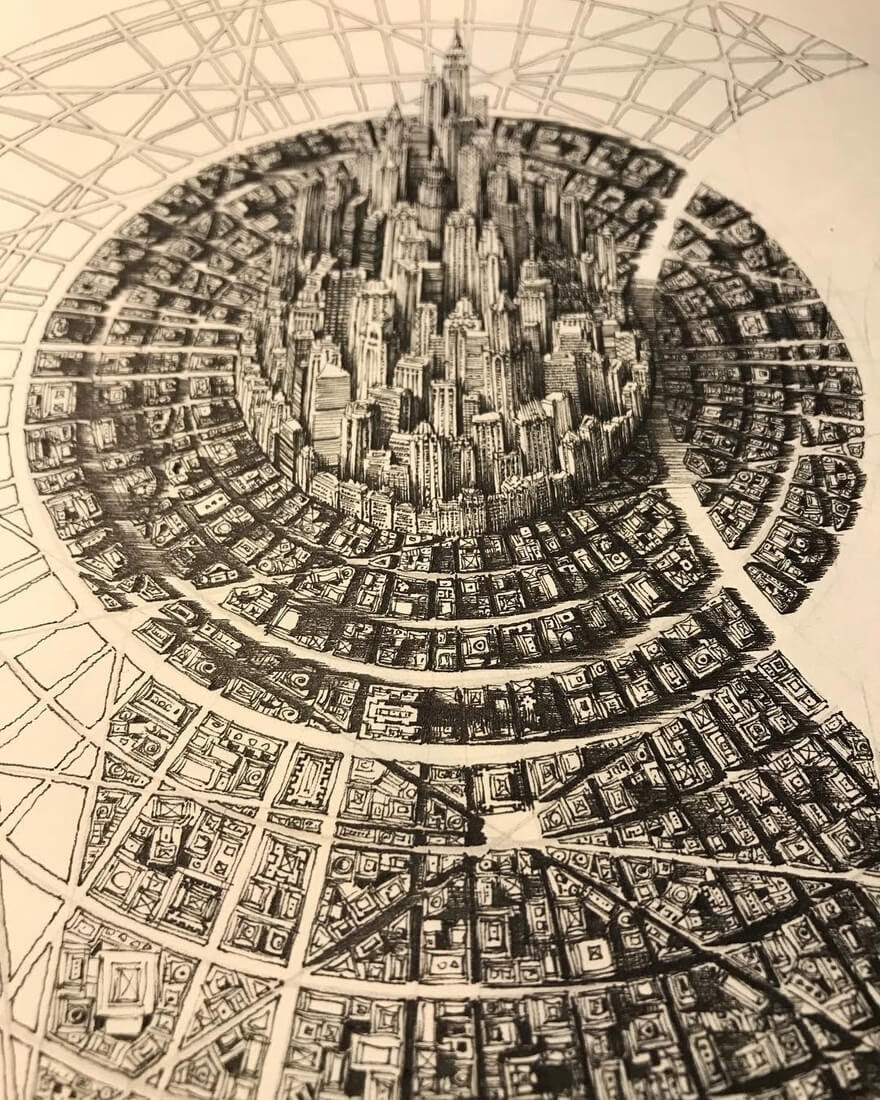 01-Eye-of-the-storm-WIP-Super-Detailed-Architectural-Drawings-with-Video-www-designstack-co