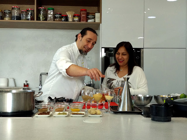 Isma Prados receta biryani de pollo cuina india la boqueria