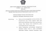 Payung Hukum (Juknis) BSU bagi Guru Bukan PNS Pada Madrasah Tahun 2020