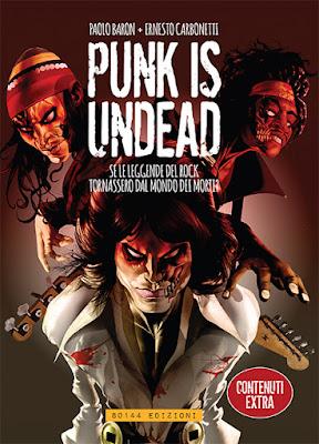 Punk is Undead: Omnibus