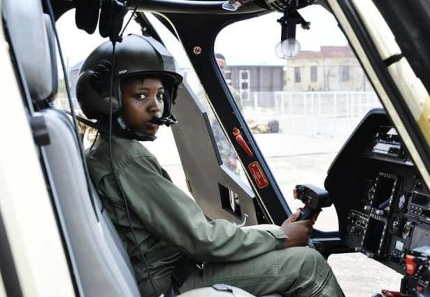 BREAKING: Nigeria loses first, only female combat Helicopter Pilot, Tolulope Arotile in road accident