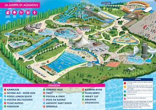 Mappa Aquafan 2016