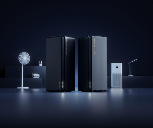 Xiaomi Mesh System AX3000 - Fica conectado com Wi-Fi 6