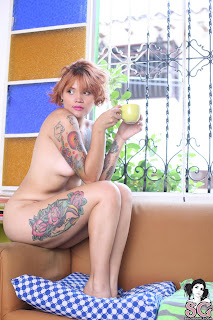 Beccapage - Suicide Girls - Rear Window - Jan 13, 2016