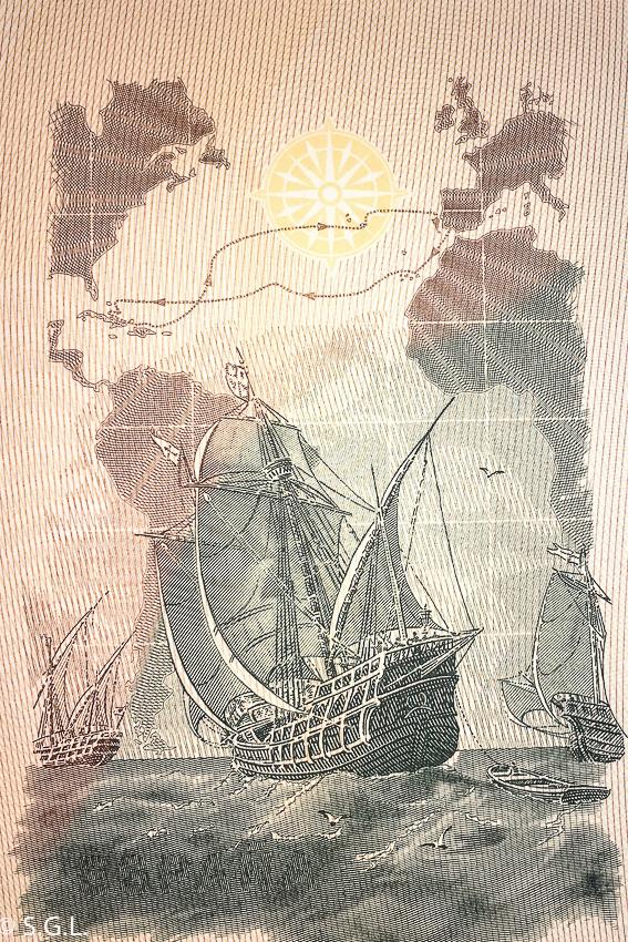 Pasaporte de España. El gazapo historico