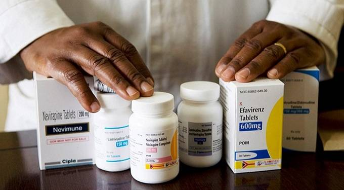 NewsdzeZimbabwe: BYO HIT BY ARV DRUGS SHORTAGES
