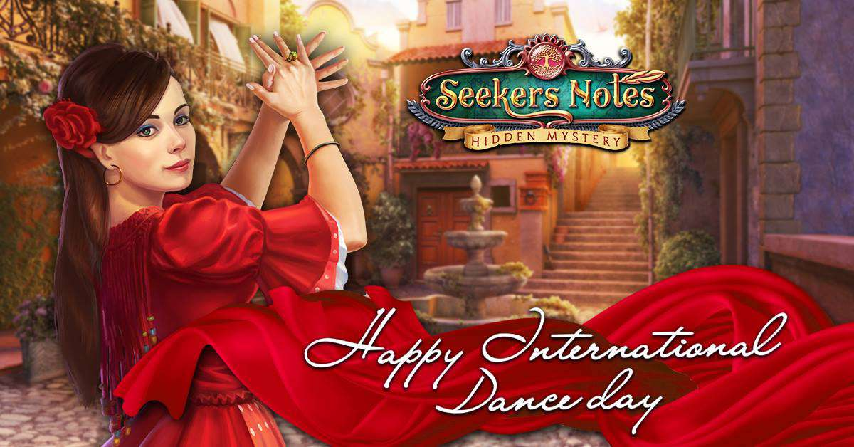 International Dance Day Wishes For Facebook