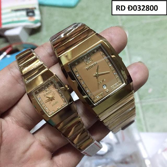 Đồng hồ cặp đôi Rado Đ032800