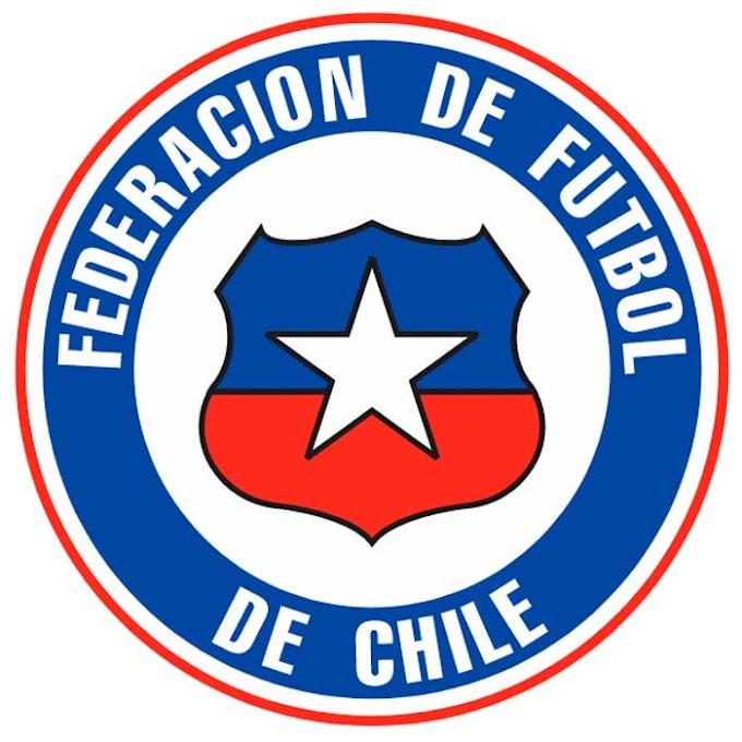 Logo Federación de Fútbol de Chile Free Donwload