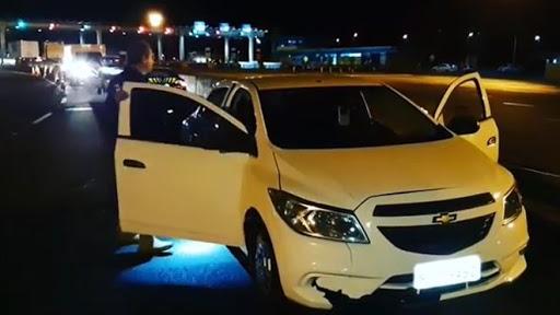 PRF prende casal que transportava Maconha em Juquiá