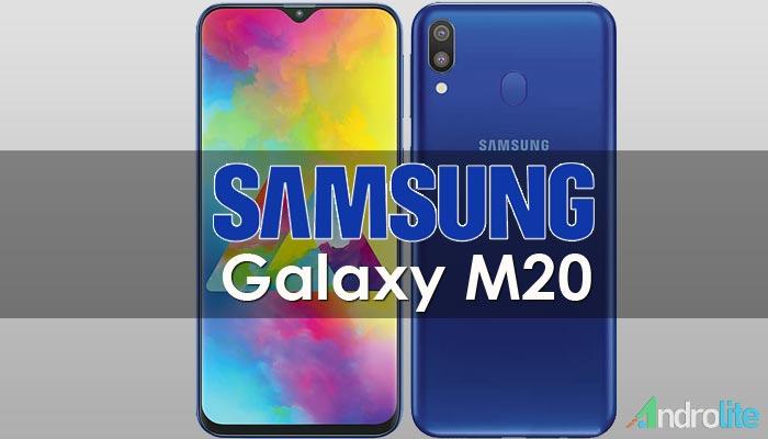 Harga Samsung Galaxy M20 dan Spesifikasi Lengkap