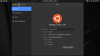 Membuat Tampilan Ubuntu 18.04.1 LTS seperti Mac OS