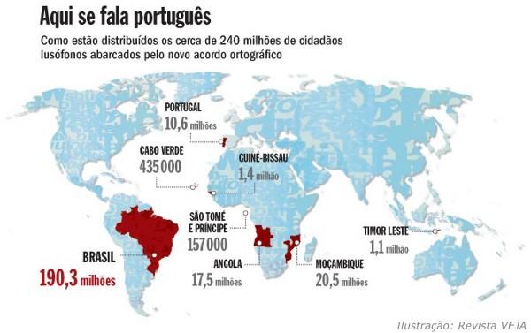 mapa países lusófonos PAÍSES LUSÓFONOS   Lusofonia Press™ mapa países lusófonos