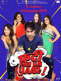 Phati Padi Hai Yaar 2019 Download 720p WEBRip
