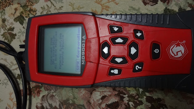 Bob Electronics Matco Tools Md9001a Auto Code Scanner