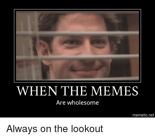Type of Lookout Meme