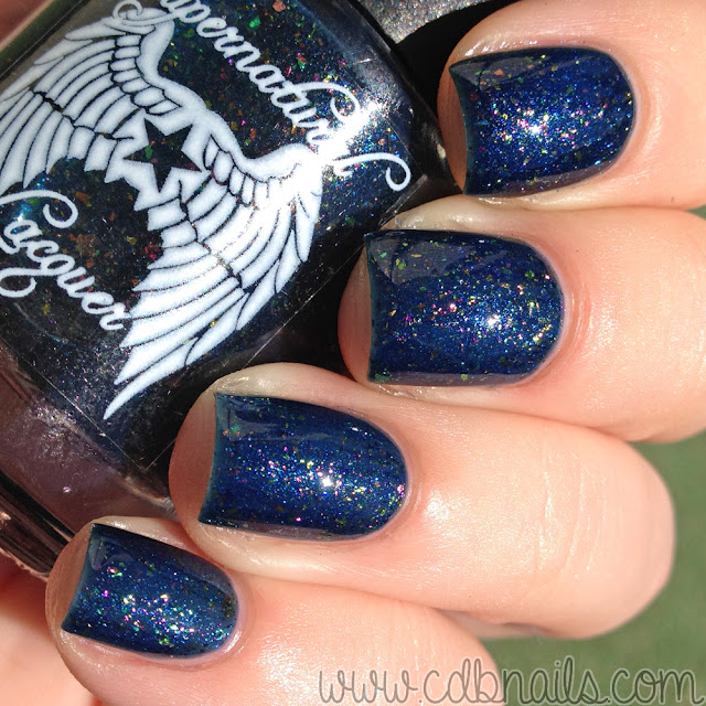 Supernatural Lacquer-Virgins and Gold
