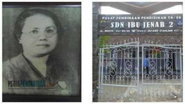 Raden Siti Jenab, Pejuang Pendidikan dari Cianjur