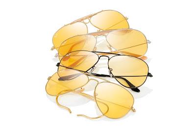 Gafas Ray-Ban Aviator Ambermatic Edición Limitada